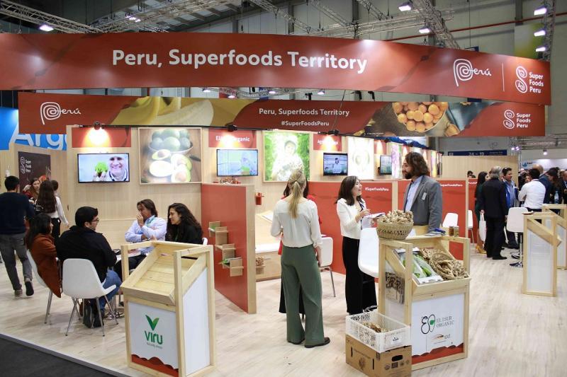 Perú cierra negocios por US$ 300 millones en Fruit Logistica 2020