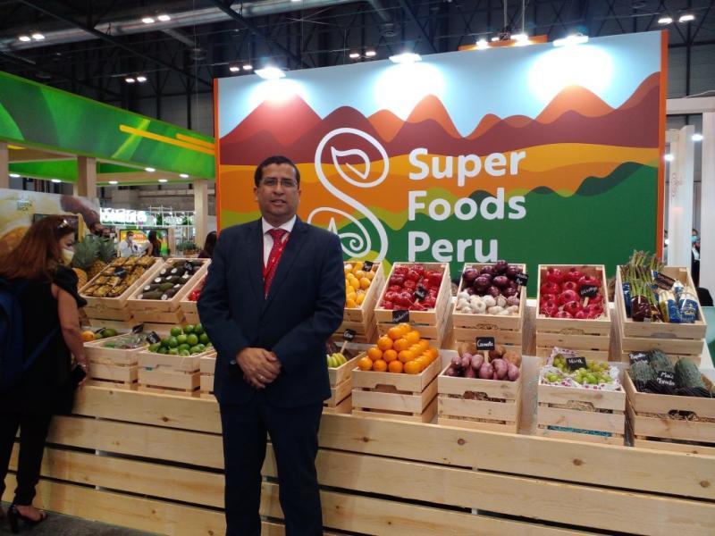 Perú ofrece a empresas españolas completar su oferta hortofrutícola