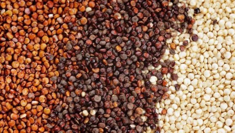 Perú produjo más de 100 mil toneladas de granos andinos en 2017
