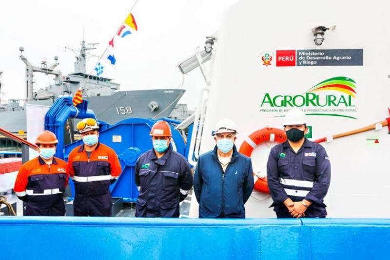 Perú se posiciona como productor de alimentos orgánicos fertilizados con guano de las islas