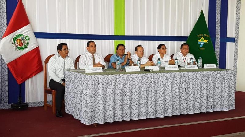 Potenciarán desarrollo agrario de Loreto, en articulación con el Gobierno Regional