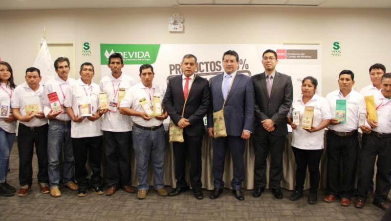 Presentan 16 primeras marcas de chocolate y café del Vraem registradas ante Indecopi