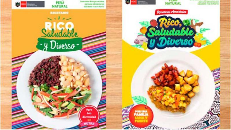 Promueven consumo de alimentos nutritivos con insumos nativos del Perú