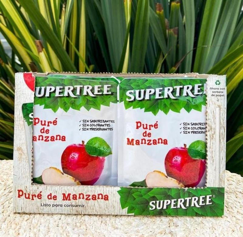 Puré de manzana, una alternativa dulce y saludable