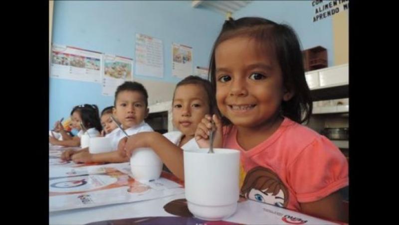 Qali Warma: hasta 1,327 toneladas de quinua se distribuirán a los escolares en colegios públicos durante este año