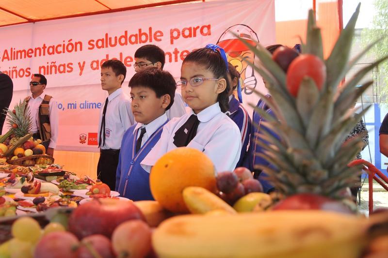 Que los peruanos se alimenten mejor debe ser siempre una política de Estado