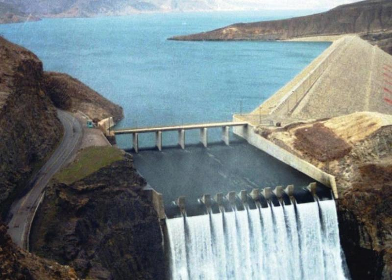 Represa Gallito Ciego se queda sin agua