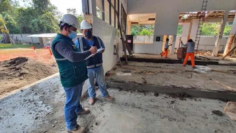 San Martín: Inician construcción de matadero municipal de Moyobamba