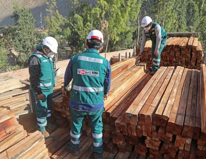 Serfor aprobó criterios de homologación para productos de madera