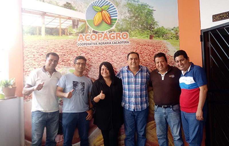 Startup Innova Funding lleva soluciones financieras a la zona cacaotera de San Martín