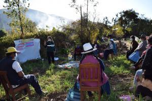 2.700 productores son capacitados en escuelas de campo para promover desarrollo agropecuario nacional