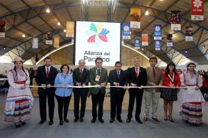 220 pymes participan en Macrorrueda de Negocios de la Alianza del Pacifico