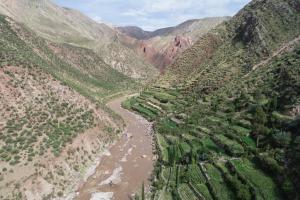 Agricultores de Arequipa y Moquegua se beneficiarán con futura represa Yanapujio