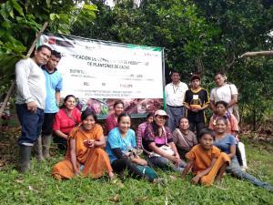 Agro Rural certifica conocimientos y competencias de 92 productores de café y cacao de Junín