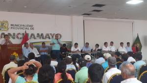 Agrobanco lanza campaña que facilita la reinserción de los pequeños agricultores al sistema financiero