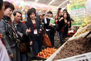 AGROEXPORTACIONES A CHINA CRECIERON 29%, EN 2010