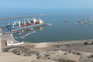 Agroexportadores ahorrarán US$ 500 por contenedor con mejoras al puerto Salaverry