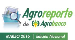 AgroReporte Marzo 2016