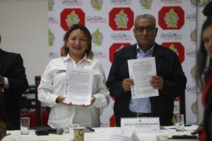Amazonas: Produce y Gore ejecutarán agenda productiva para impulsar desarrollo de las Mypes