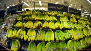 Banana, aguacate y uvas son las frutas importadas más apreciadas por los estadounidenses en 2018