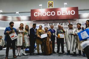 Cacao de la Reserva Comunal Yanesha se corona como el mejor del Perú