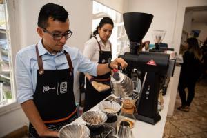 Café de Cusco fue el ganador de la Taza de Excelencia Perú 2019