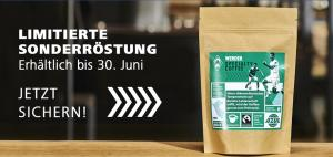 Café especial peruano llega a la Bundesliga
