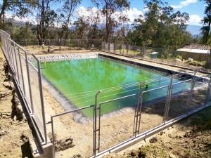 Cajamarca: Construyen reservorios para irrigar 176 hectáreas en Chota