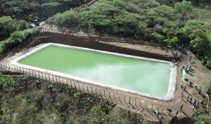 Cajamarca: inauguran 11 reservorios en Jaén para almacenar 30.000 metros cúbicos de agua