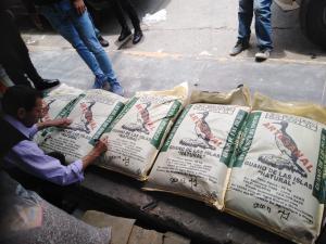 Cajamarca: incautan más de una tonelada de fertilizante de dudosa procedencia comercializado como guano de las islas