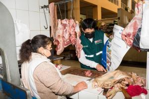 Cajamarca: lanzan campaña para la producción y consumo de alimentos sanos e inocuos