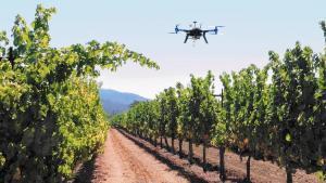 Cámaras multiespectrales y drones para aplicación permiten utilizar mejor los recursos
