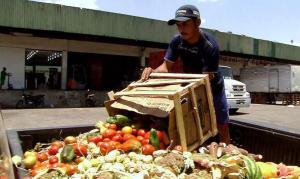 Casi un 20% de los alimentos en el mundo se desperdician