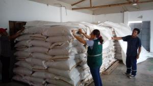 Certifican más de 20 toneladas de semilla forrajera para exportación a la India