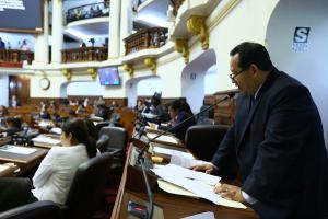 Congreso aprobó ejecución del Proyecto Especial Binacional Puyango