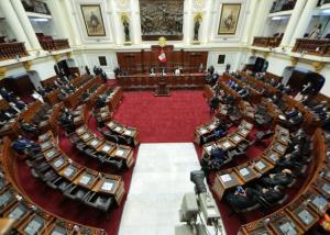 Congreso aprueba el cuadro de comisiones para el periodo de sesiones 2021 – 2022