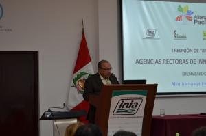 """""""Consolidar el Sistema Nacional de Innovación Agraria es una de las prioridades del gobierno"""""""