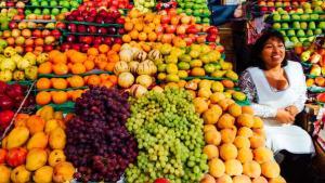 Consumo de frutas en Perú alcanza los 55 kilos por persona al año