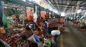 Continúa abastecimiento normal de alimentos de primera necesidad en mercados de abastos de Lima