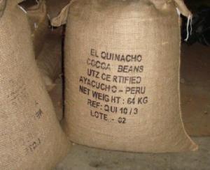 COOPERATIVA CACAOTERA 'EL QUINACHO': PRIMERA EMPRESA CON CERTIFICACIÓN UTZ