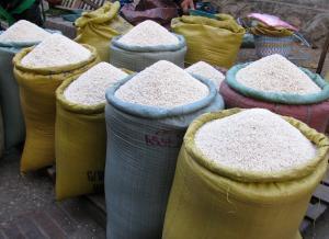 Crece la importación de arroz en abril y suma, solo en ese mes, un valor de US$ 13.9 millones