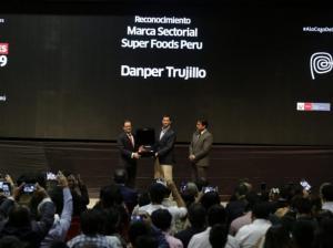 Danper recibió el premio Marcas Sectoriales – Superfoods