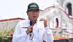 Designan a exministro Jorge Montenegro Chavesta como gerente regional de Agricultura de Lambayeque