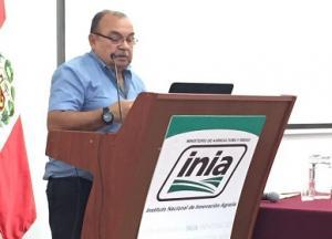 Designan a Miguel Ángel Barandiarán como jefe del INIA