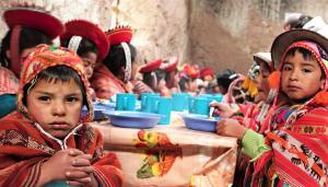 Desnutrición crónica infantil se redujo al 12.1% a nivel nacional en la última década
