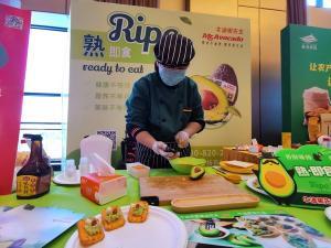 """""""El mercado chino de aguacates importados 'ready-to-eat' crece cada año"""""""