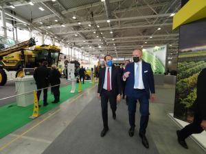 El sector agromecánico es clave en el repunte de las exportaciones italianas
