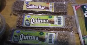 Emprendedora de Puno logra producir 1.5 toneladas de granos andinos con valor agregado
