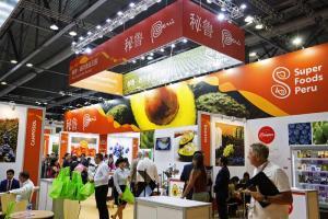 Empresarios peruanos generarían negocios por US$ 140 millones en feria Asia Fruit Logistica
