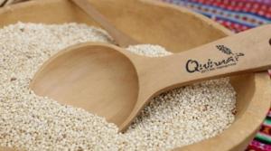 En Perú consumimos 30 mil toneladas de quinua al año